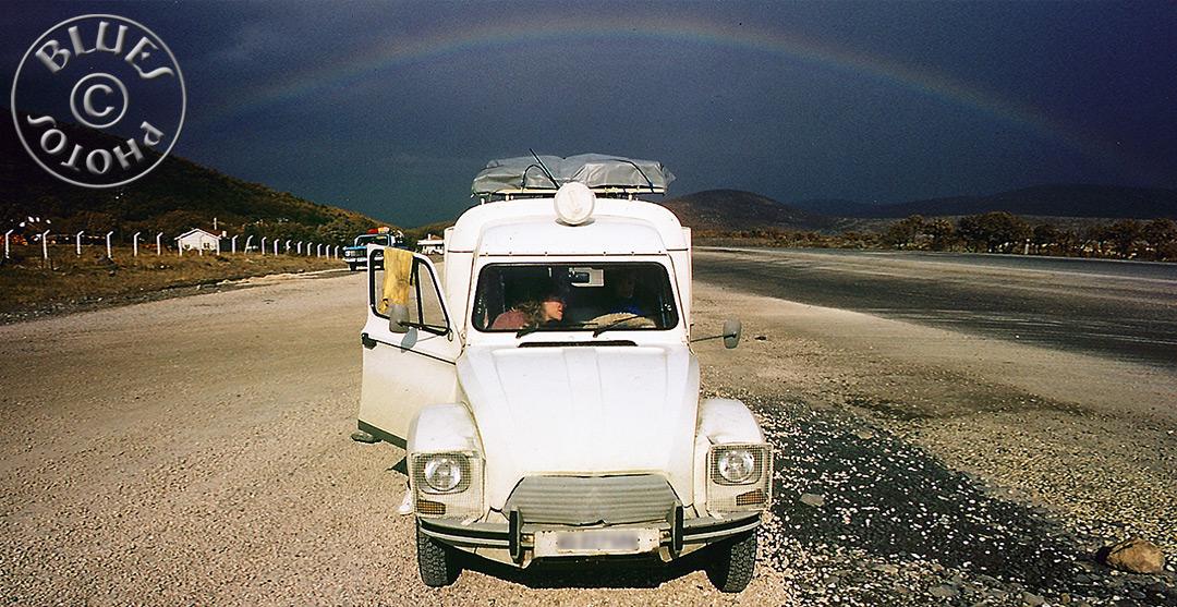En route, entre Turqui et Iran