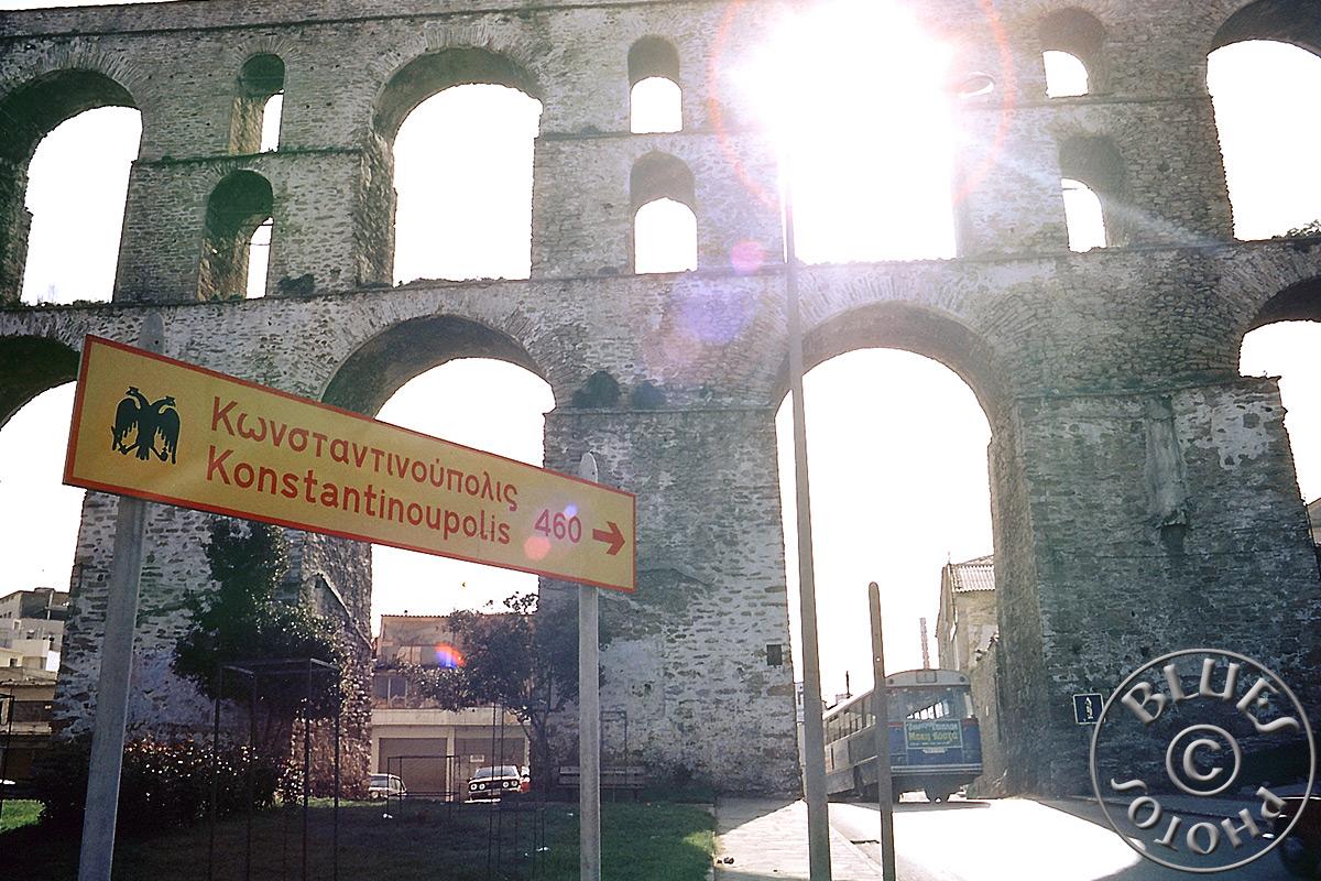 Grèce, en route pour Constantinople (Istanbul)