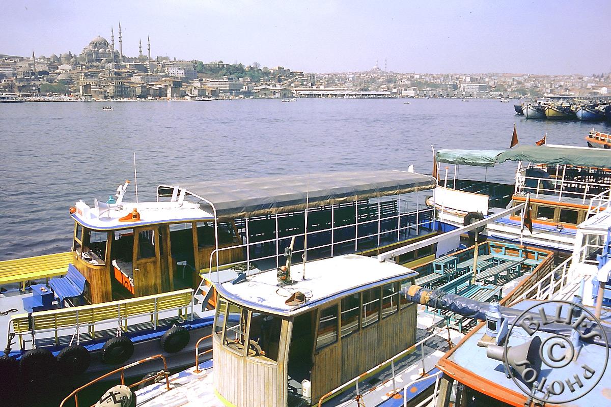 Turquie, Istanbul et le Bosphore