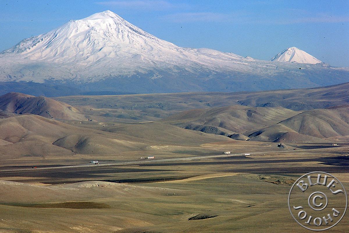 Turquie, le Mont Ararat