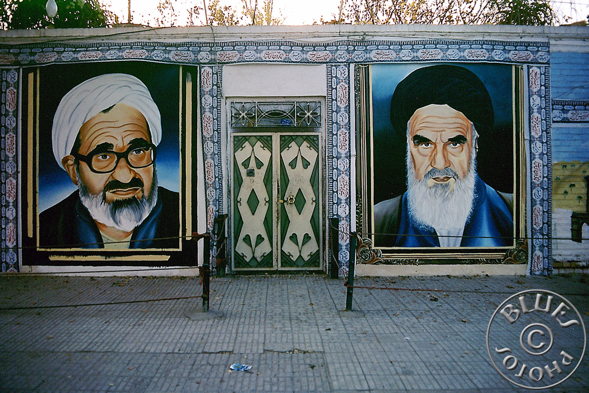 Iran, les ayatollahs...