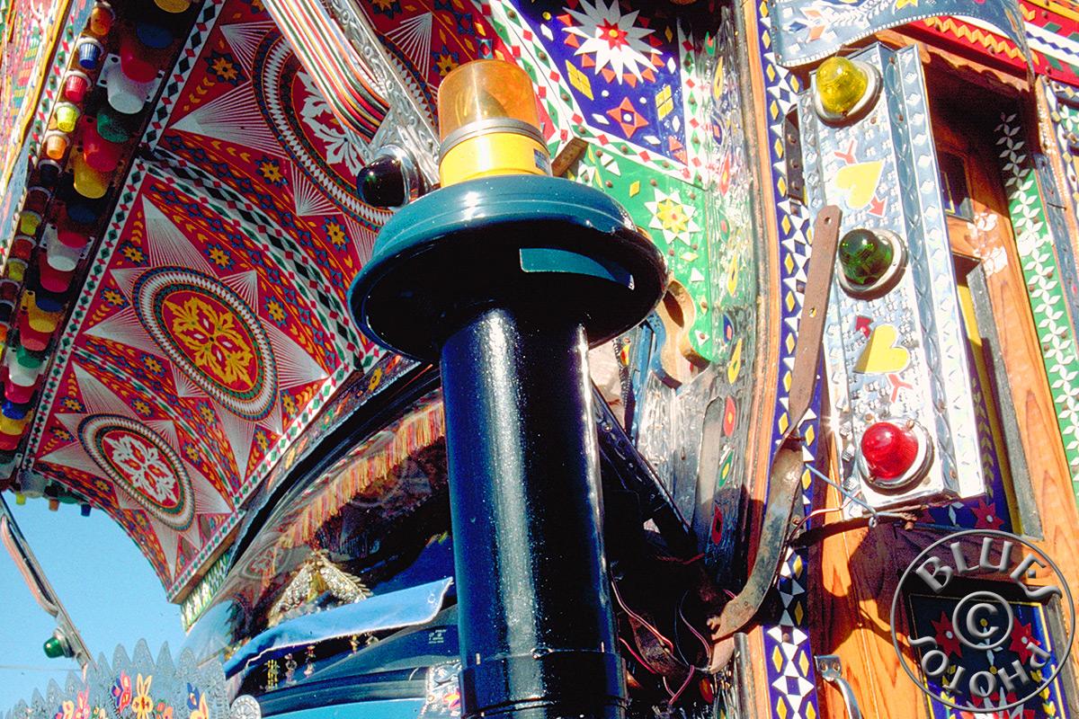 Pakistan - Décoration de camion