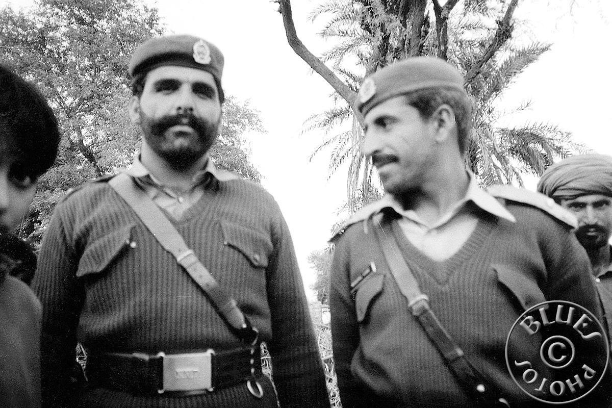 Pakistan - Indes : les douaniers