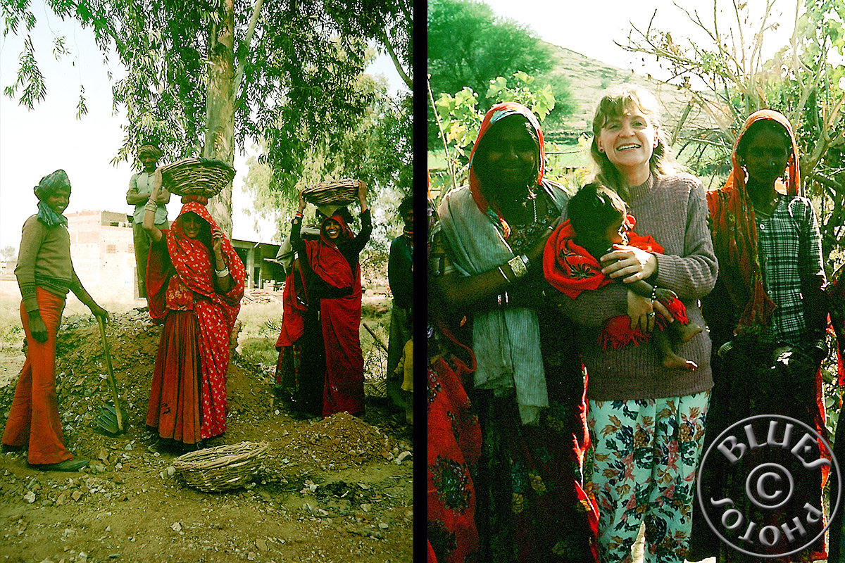 Rajasthan - des personnes magnifiques rencontrées en route