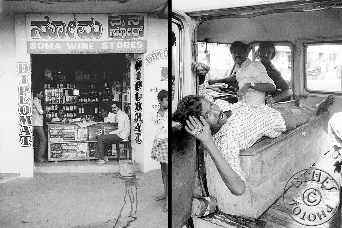 Kerala, scène de vie