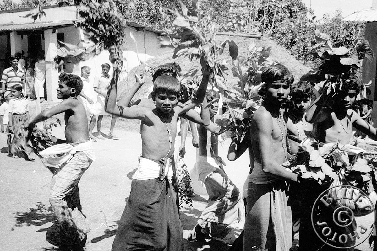 En route pour Madurai, un festival de l'école régionale