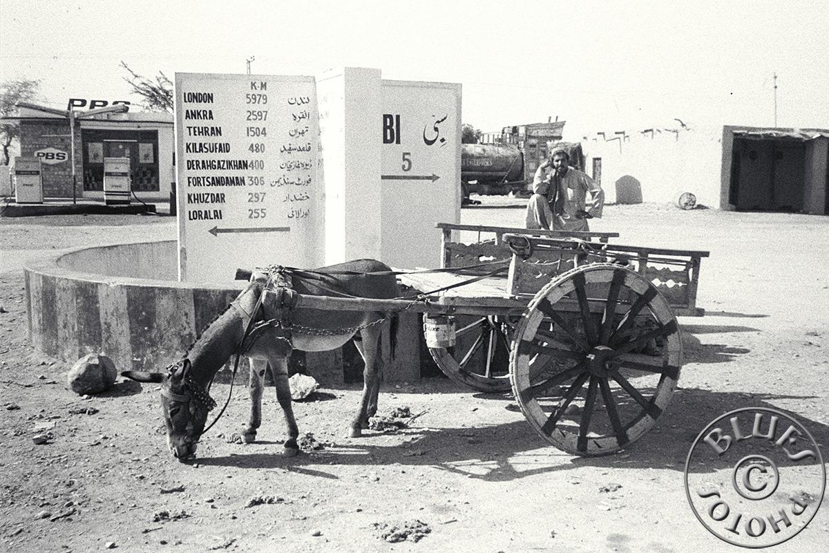 Le Retour ... Croisée importante au sud du Pakistan